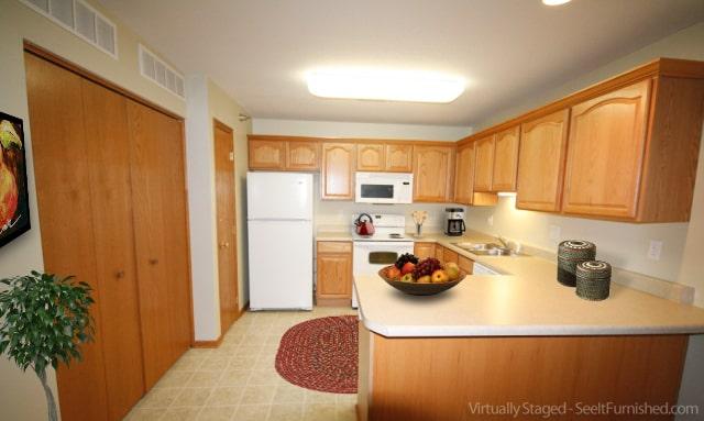 Grimes Condo Virtual kitchen