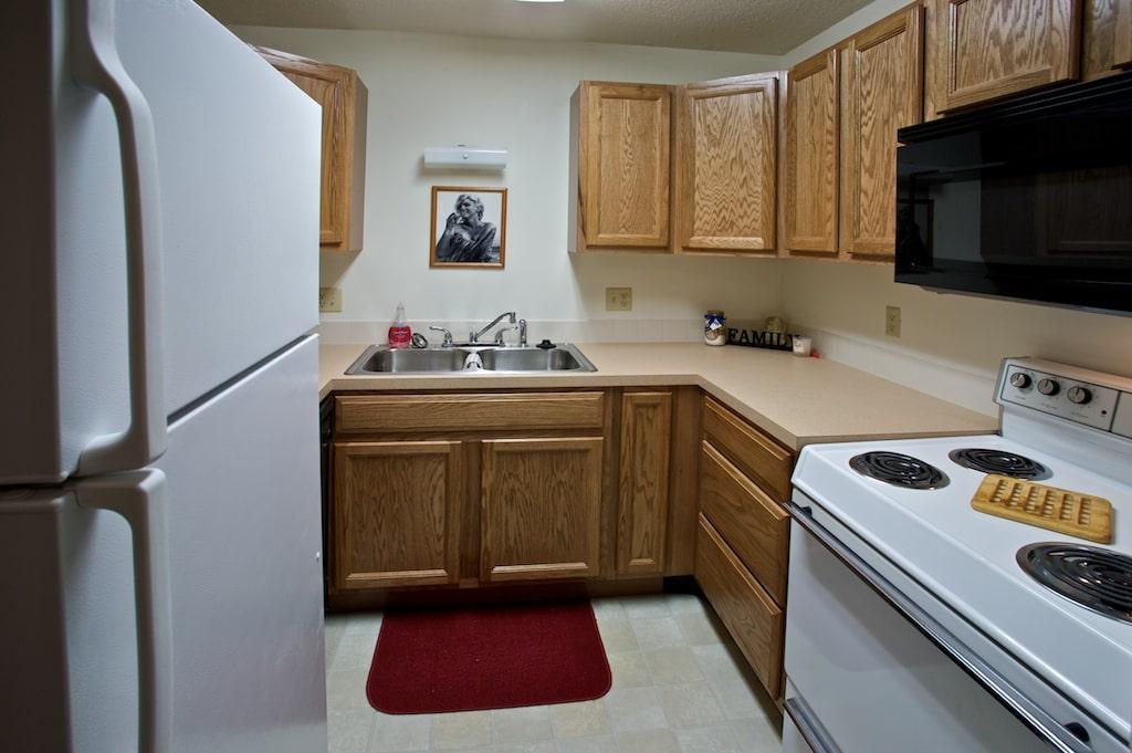 Norwalk Typical kitchen