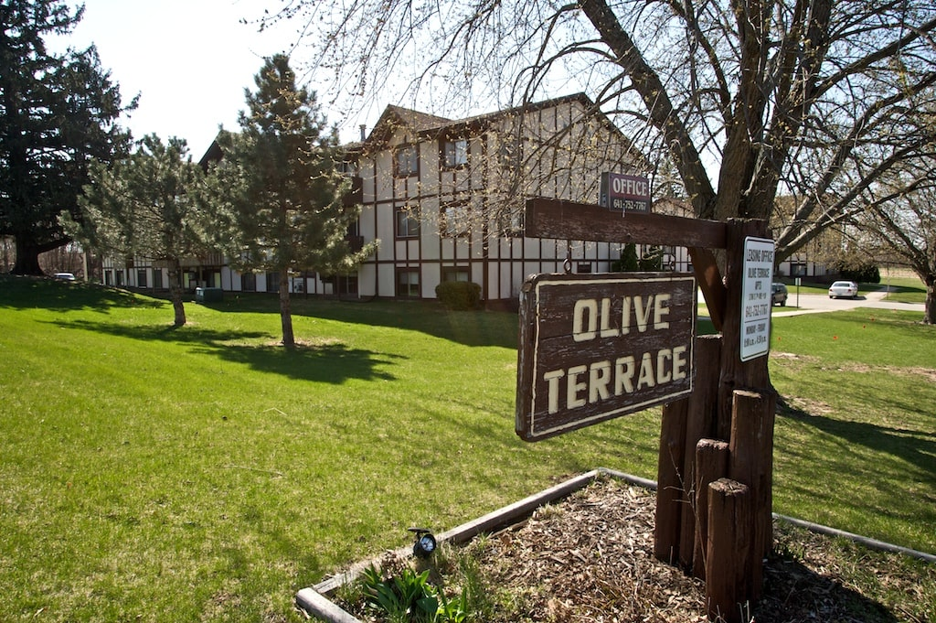 Olive Terract Exterior