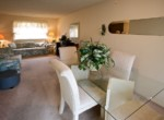 VAlley Sample townhome living & dining area-min