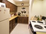 Valley Sample townhome kitchen-min