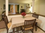 goldbriar Sample dining area and living room-min